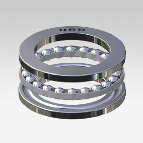 17 mm x 40 mm x 12 mm  NACHI 7203AC Angular contact ball bearing #2 image