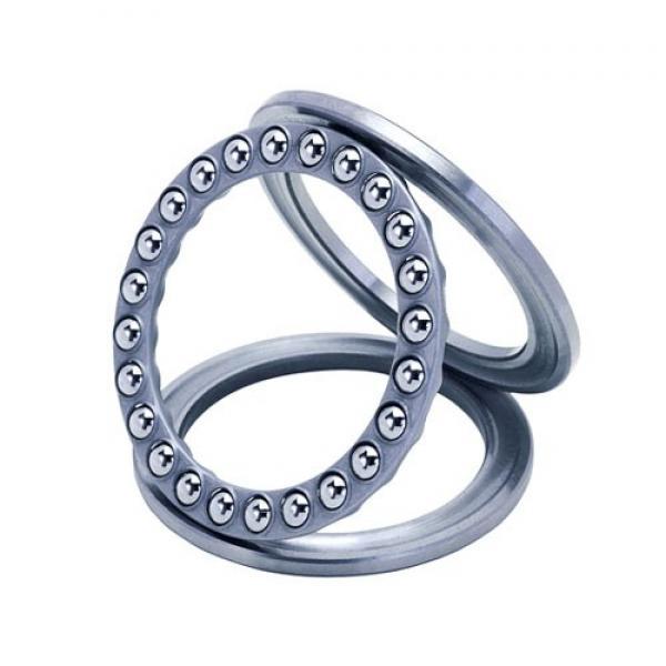 40 mm x 76 mm x 33 mm  ISO DAC40760033 Angular contact ball bearing #2 image