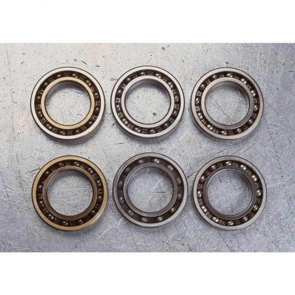 55 mm x 100 mm x 33,3 mm  ISB 3211-2RS Angular contact ball bearing #1 image